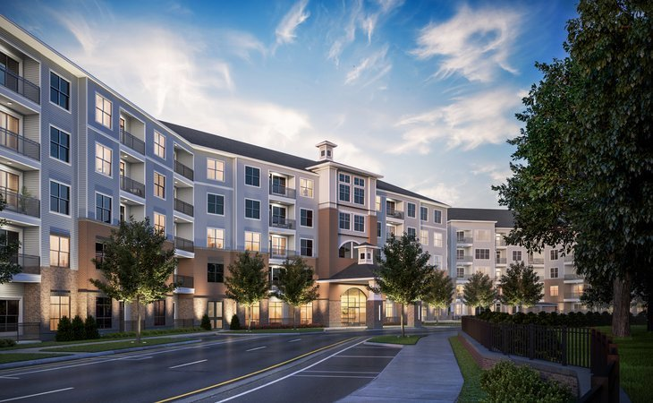 photo of Overture Cary 55+ Apartment Homes Opening Spring 2021