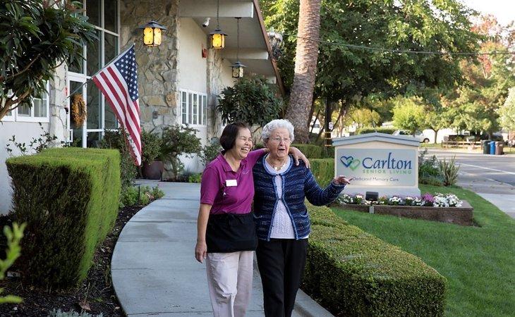 photo of Carlton Senior Living Poets Corner