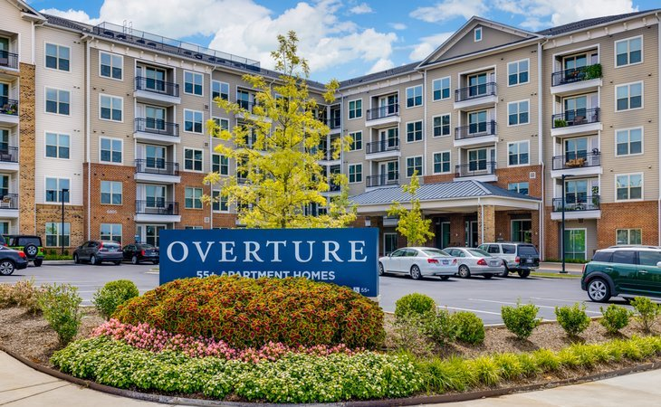 photo of Overture Providence 55+ Apartment Homes