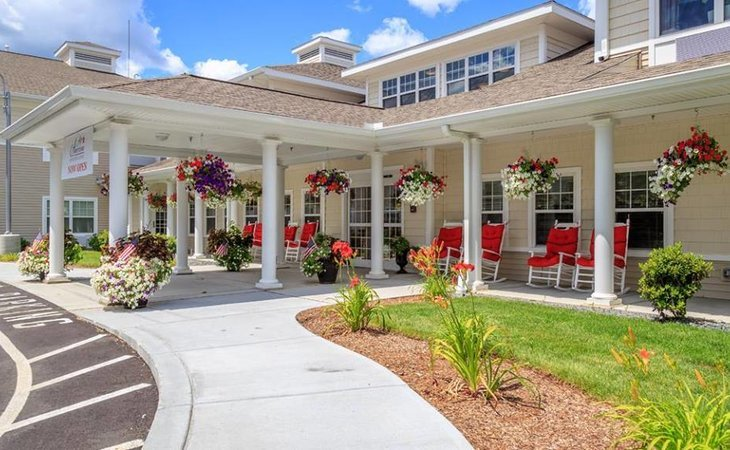 photo of All American Assisted Living at Hillsborough