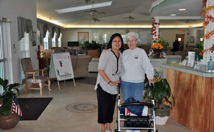 photo of Fairgreen Assisted Living Facility
