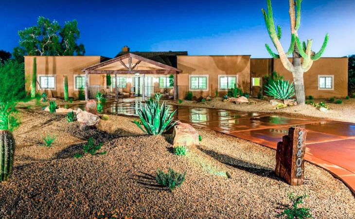 photo of North Scottsdale Retreat