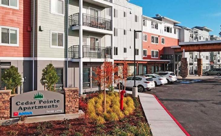 photo of Cedar Pointe Apartments