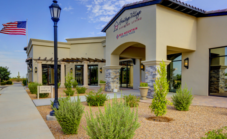 photo of Heritage Village Assisted Living & Memory Care