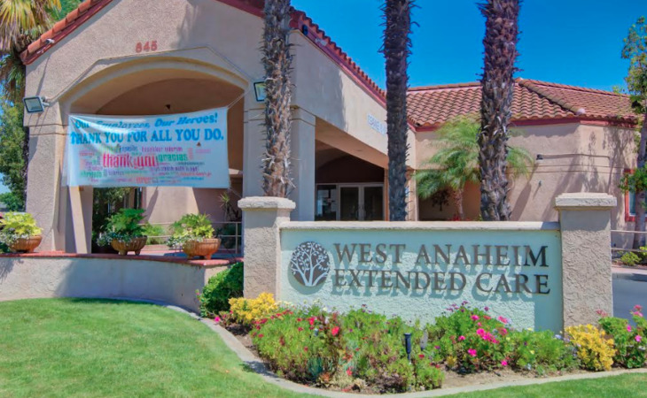 photo of West Anaheim Extended Care