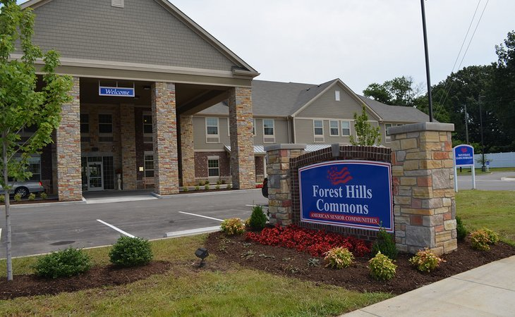 photo of Forest Hills Commons