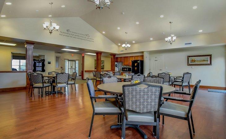photo of Grandhaven Living Center