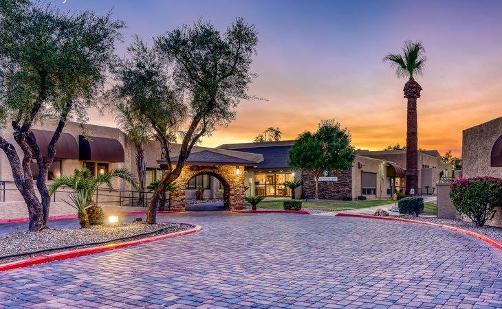 photo of Scottsdale Village Square, A Pacifica Senior Living Community