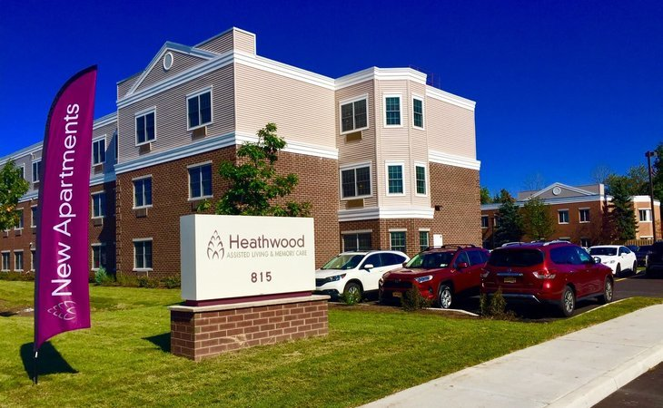 photo of Heathwood Assisted Living & Memory Care at Williamsville
