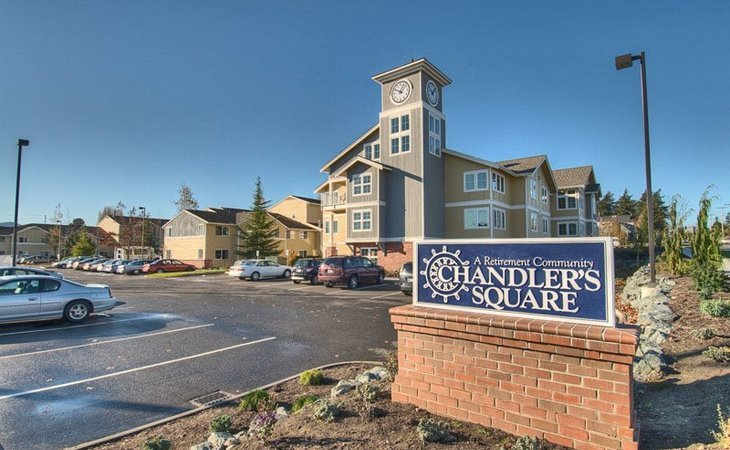 photo of Chandler's Square Senior Living Community