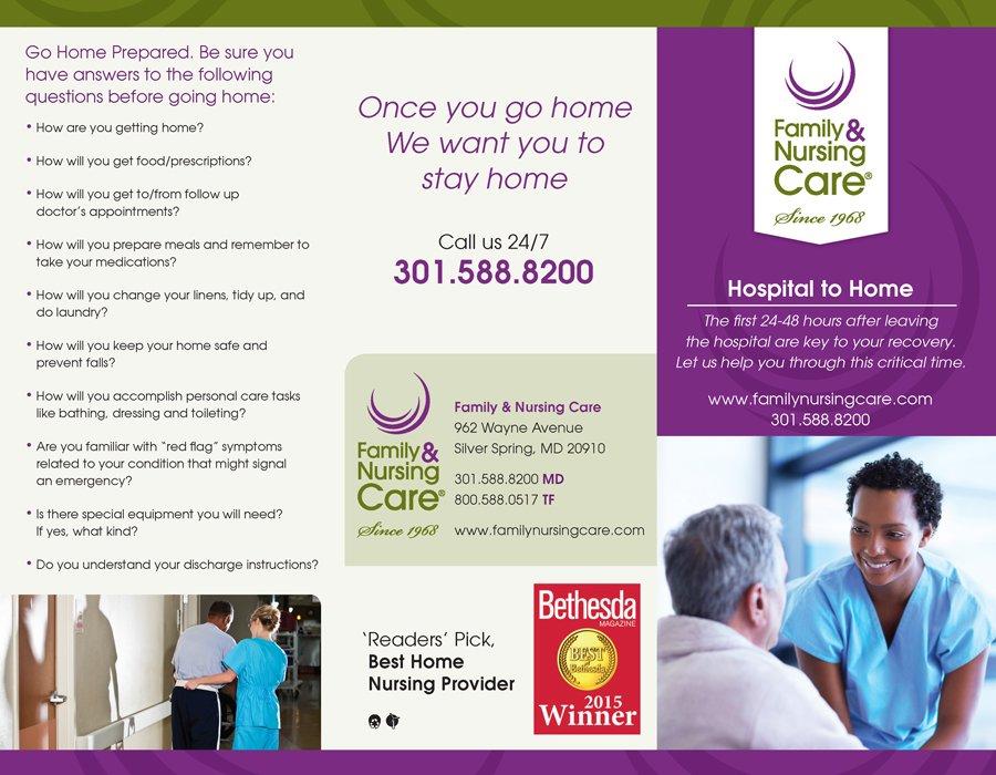 Family & Nursing Care, Inc.