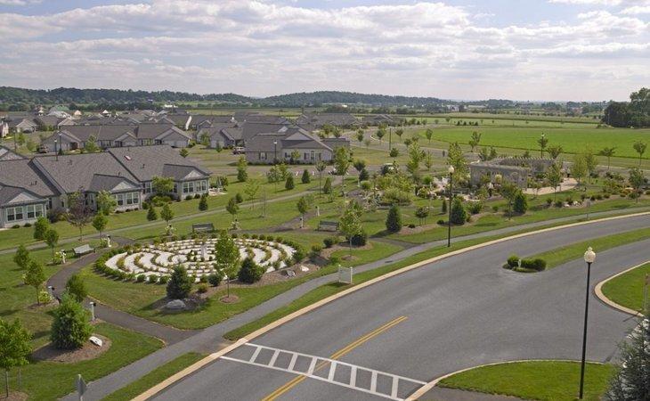 photo of Garden Spot Village