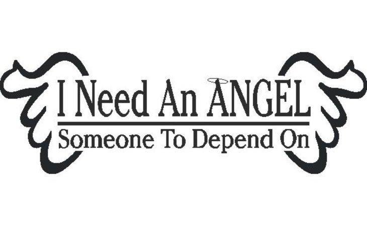photo of I Need An Angel