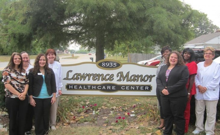photo of Lawrence Manor Healthcare Center